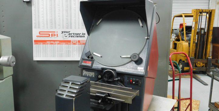 Optical Comparator